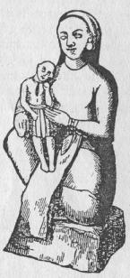 Vjerske teme - Stovanje majke i djeteta