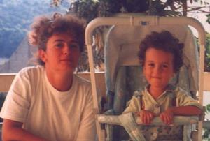 Karlo i mama