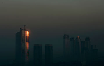 Ogromni oblak dima ugrožava Buenos Aires