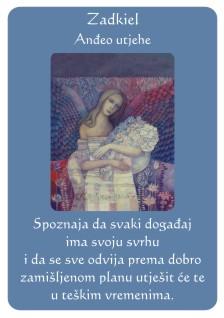 ANĐEOSKA PORUKA ZA 01.09.
