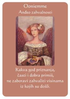 ANĐEOSKA PORUKA ZA 28.11.