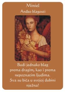 ANĐEOSKA PORUKA ZA 25.11.