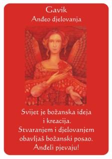 ANĐEOSKA PORUKA ZA 21.05.