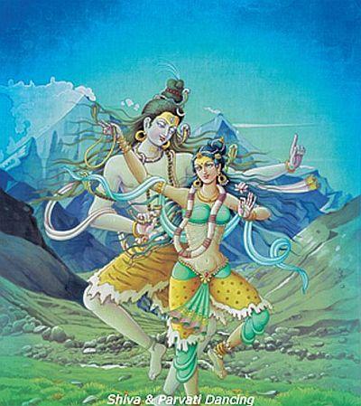 Shiva - Natarãje