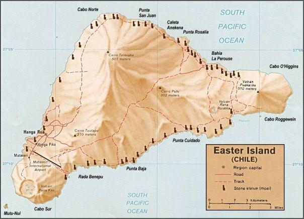 Rapa Nui - Uskršnji otok