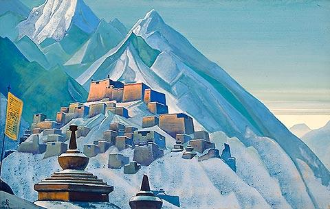 Kozmogonije u Tibetu