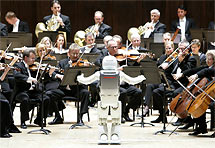 Robot dirigirao simfonijskim orkestrom