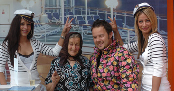 Knjaz i baka Slavica u pohodu na Cannes