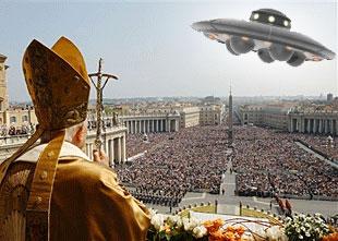 Vatikan 'priznao' izvanzemaljce