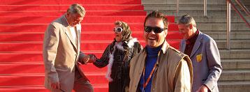 Knjaz i baka Slavica na red carpetu Cannesa!