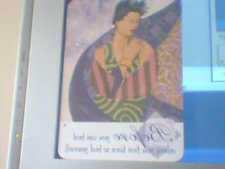 HEALING CARD No.4