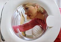 Perilica pere s čašom vode
