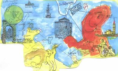 Putevima Sv. Eufemije - Rovinj