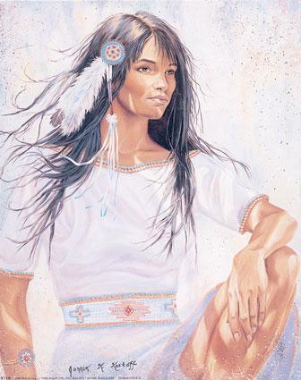 Molitva za mir američkih Indijanaca