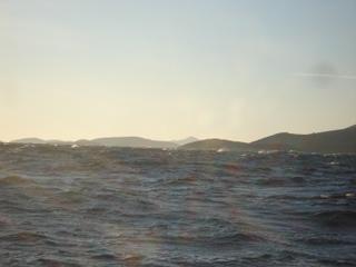Jesen na moru