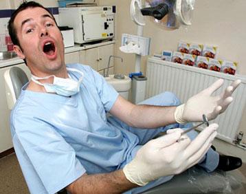 Raspjevanom zubaru ugovor od milijun funti