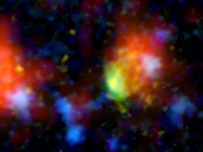 Teleskop otkrio svemirsku tvornicu zvijezda...
