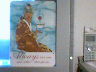 HEALING CARD No.8