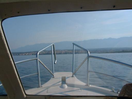 Izlet u Novalju i na otok Olib