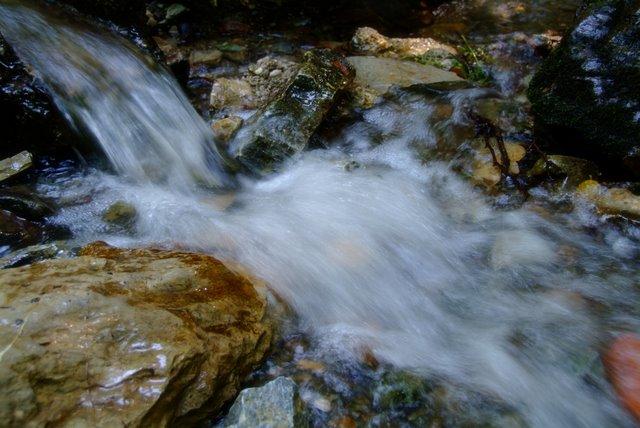 Izvor vode...