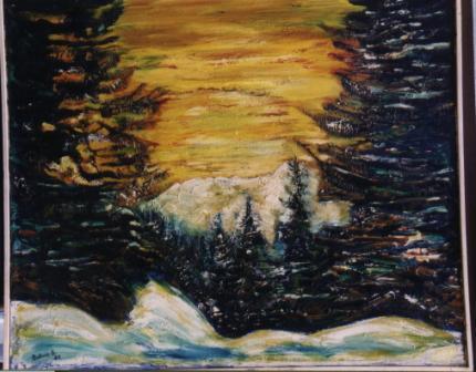 Meditacija uz pomoć umjetničkog djela