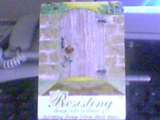 Healing card NO.13-karta dana