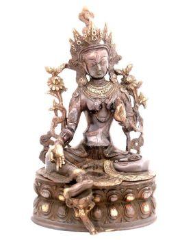 Kidanje lanaca oko godinama zatočene mudrosti u hramu boginje Tare