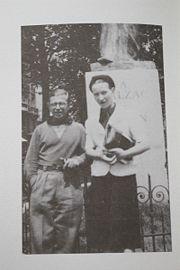 Simone de Beauvoir i Jean- Paul Sartre
