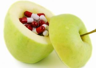 Zdrava hrana, a ne tablete vitaminskih nadomjestaka