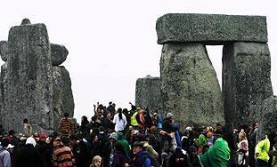 Stonehenge: Poduprta teza o terapeutskom hodočašću