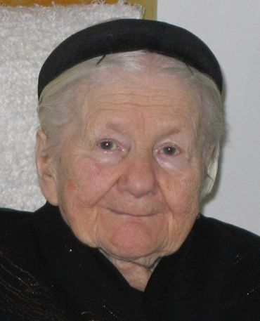 A Lady named Irena Sendler