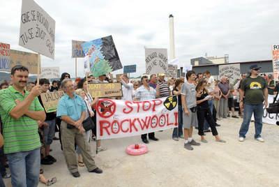 Demontirajte Rockwool
