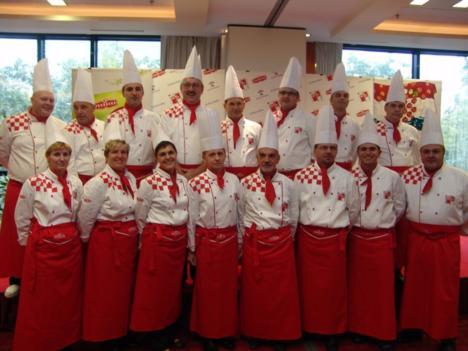 Splićanin i Hvaranin u hrvatskom timu na Kulinarskoj olimpijadi