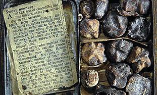 Pronađena čokolada stara 106 godina