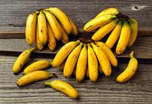 Prezrele banane