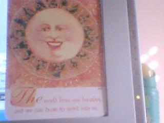 KARTA DANA-Healing card NO.50