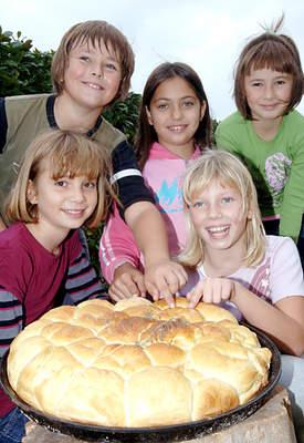 Kruh s lavandom
