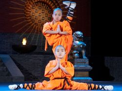The mystical power of Shaolin Kung fu & Kalari