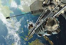 SF svemirski lift postaje stvarnost