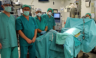 Sićušne metastaze kirurzi uništavaju 'kuhanjem'