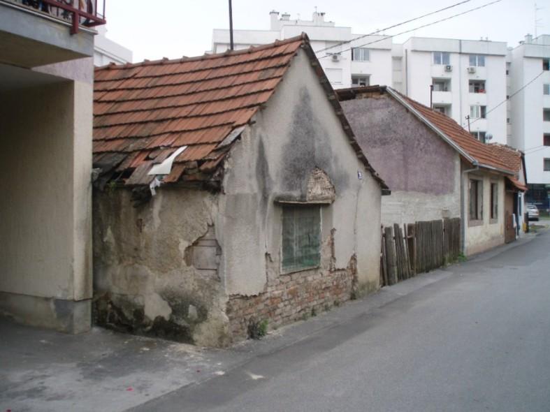 ŠTO MI GOVORI MOJ SAN? - Sanjam stare, trošne kuće....