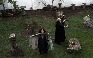 Druid i vještica iz engleskog predgrađa