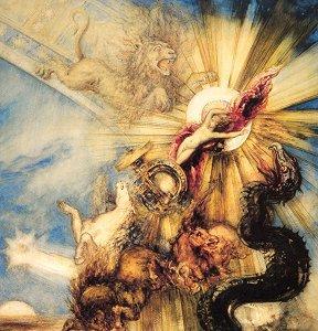 TAJNA DRUŠTVA - Mitraizam i Gnosticizam