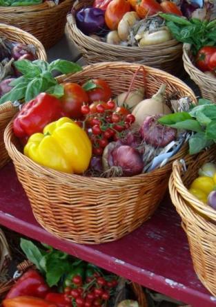 Svježe voće i povrće zimi je osobito potrebno tijelu