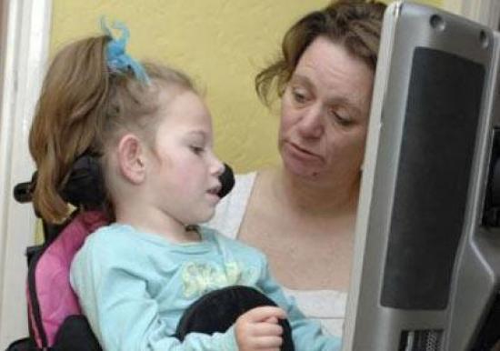Mami prvi put rekla da ju voli preko hi-tech uređaja