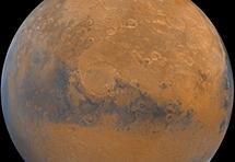 Simulacija leta na Mars