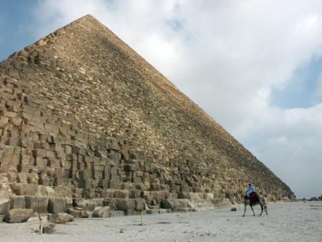 Keopsova piramida građena je kroz tunel!