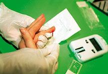 DIJABETES: Epidemija prouzročena lošim životnim navikama