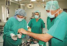 Umjetno koljeno kroz tri puta manji kirurški rez
