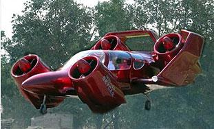 Skycar - auto koji leti!